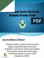Presentation Senam Kaki Diabetik