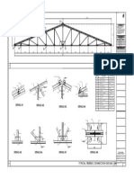 Cafeteria, Lecture Hall & Library-18- Truss Details Model