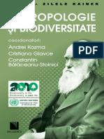 Antropologie Si Biodiversitate [2014]