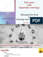 Astro and Vastu Remedies - Discussion with Sapatarishis Astrology