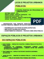 1 - Iul - Projeto Urbano e Espaã‡o Pãšblico