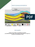 Rocas Almacén y Secuencias Estratigráficas