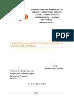 Trabajo Sobre Sociologia Juridica I INTRODUCCIÓN