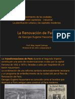 Renovación de París