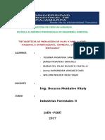 Informe Industrias 2 Pulpa