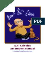AP AB Manual(1) - Mastermathmentor.com