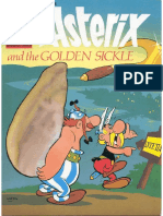 002 Asterix and the Golden Sickle