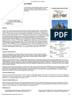 O Mundo Mágico de Harry Potter - Wikipedia