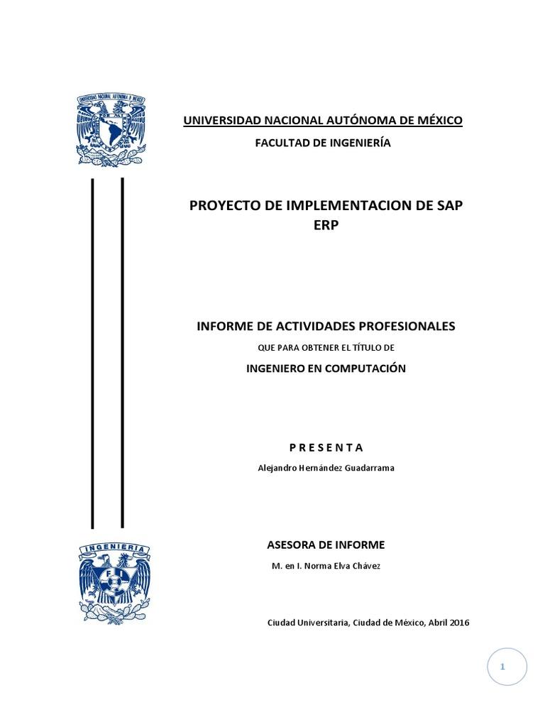 Único Reanudar Consultor De Soporte Sap Pp Cresta - Ejemplo De ...