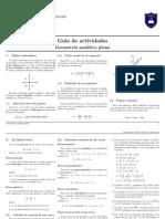 3º Medio - Ecuación de la recta