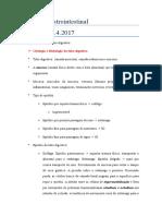 Patologia Sistemica - TGI - Esôfago