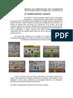 Historia de Caudete. Periódico escolar