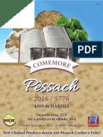 Pessach Guia Completo