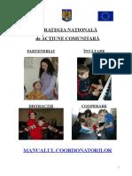 Manualul Coordonatorului
