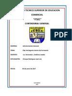 Plan de Negocio Centro de Formacion
