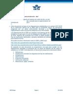 Lithium Battery Guidance Document 2017 en Español Editar