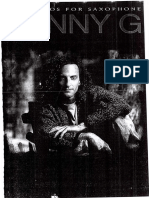 Kenny G Songs.pdf