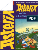 012 Asterix and the Chieftain's Shield