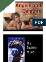 Angels Demons