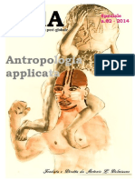 2014 Dada Speciale Antropologia Applicata