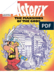 018 Asterix - The Mansions of the Gods