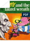 019 Asterix and the Laurel Wreath