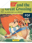 023 Asterix and the Great Crossing