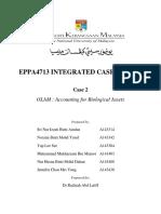 OLAM Final Report