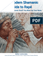 The Modern Shamanic Guide to Rapé