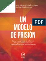 Un Modelo de Prision