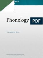 Distance Delta Phonology 2