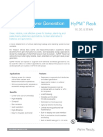 Hypm Rack Telecom and Data