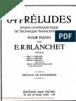 Blanchet 64 Preludes Op. 41