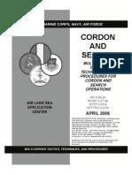FM 3-06.20 Multi-Service TT&P for Cordon and Search Operations (April 2006)