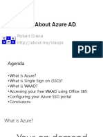 All About Azure AD