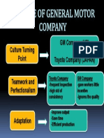 Culture of General Motor Company