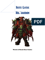 Boss Guide - Kiljaeden -Patreon Member
