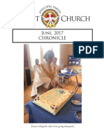 Christ Church Eureka June Chronicle 2017