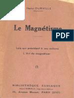 Durville Hector - Le magn'tisme.pdf
