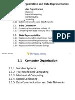1.0 Data Representation Slides