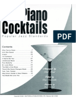Jazz Piano Cocktails 2