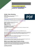ITC508 Objective Modelling