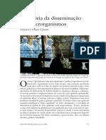 A História da Disseminação dos Microrganismos - Stefan Cunha Ujvari.pdf
