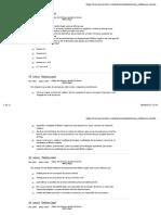 Medicina Legal - Questões 1 a 20