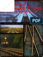 Professional Railroad Atlas of North America