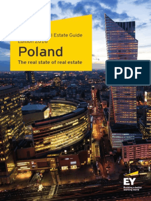 Poland Real Estate Market Analysis Lease Renting