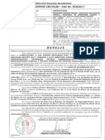 Convocatoria Post Grado Jj.oo. Ss.cc.Pp. Gestion 2017