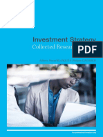 Amundi Investment Strategy Collected Research Papers