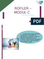 Profiler – Modul c
