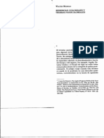 Walter Mignolo, Herencias coloniales y teorías....pdf